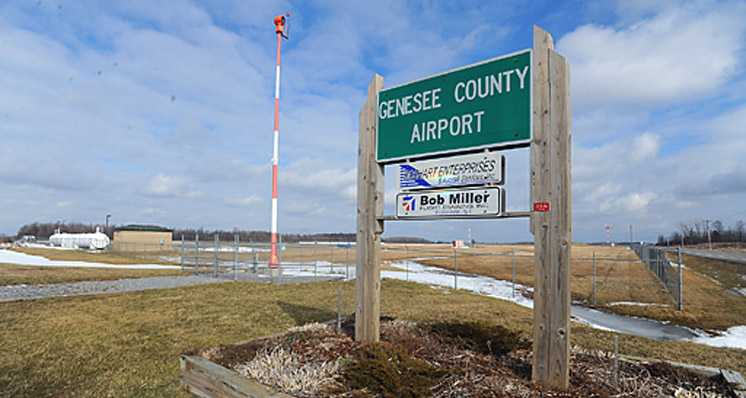 Genesee County Airport Business Plan