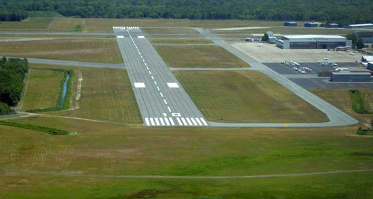 Cape May Airport Business Plan