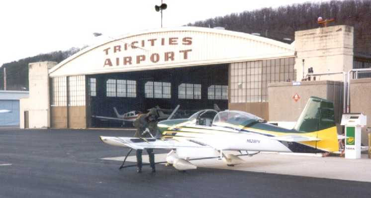 Tri-Cities Airport Business Plan