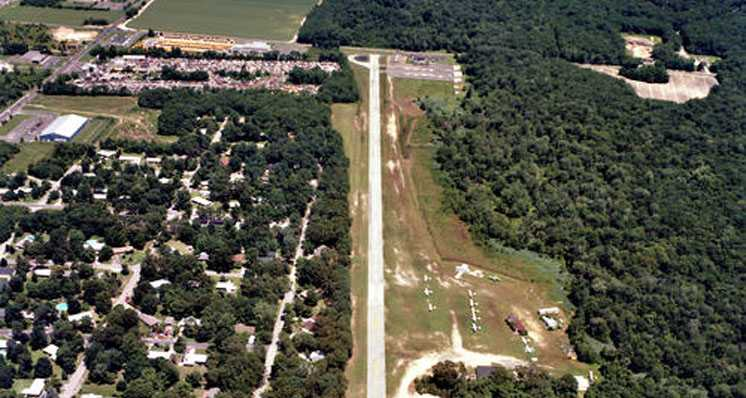 Camden County Airport Acquisition Feasibility Study