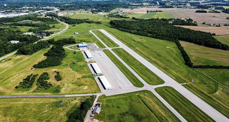 Canandaigua Airport Business Plan