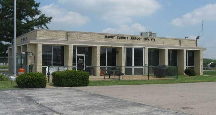 Maury County Airport Business Plan