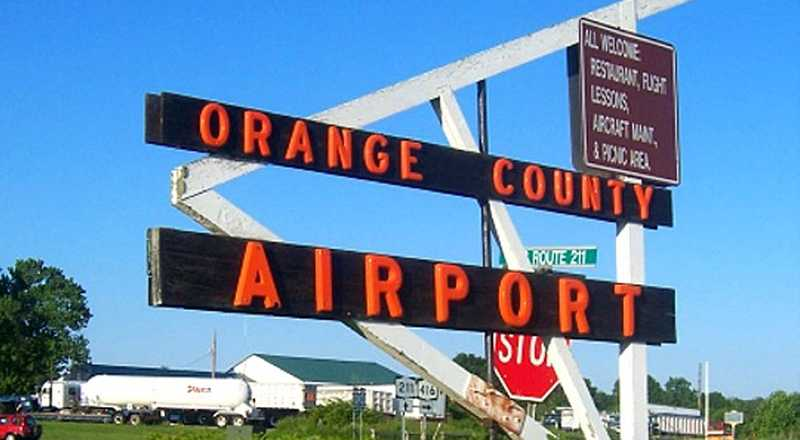 Orange County Airport Business Plan