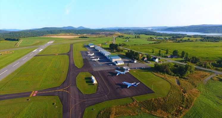Newport State Airport Business Plan
